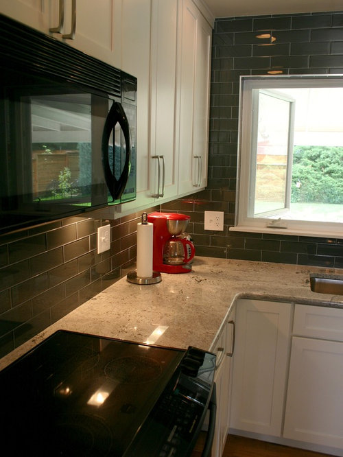 kitchen cabinets gta himalaya white granite houzz 3006