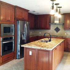 Traditional Kitchen by Agape Home Services