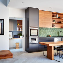 Houzz Tour: A Home with Texture, Colour, Pattern and History
