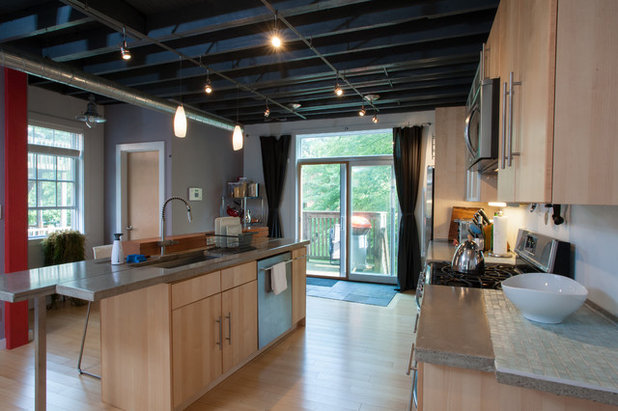 My Houzz: Major DIY Love Transforms a Neglected Pittsburgh Home