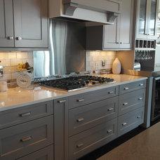Contemporary Kitchen by Designer for Triton Homes, Owner Triton Interiors
