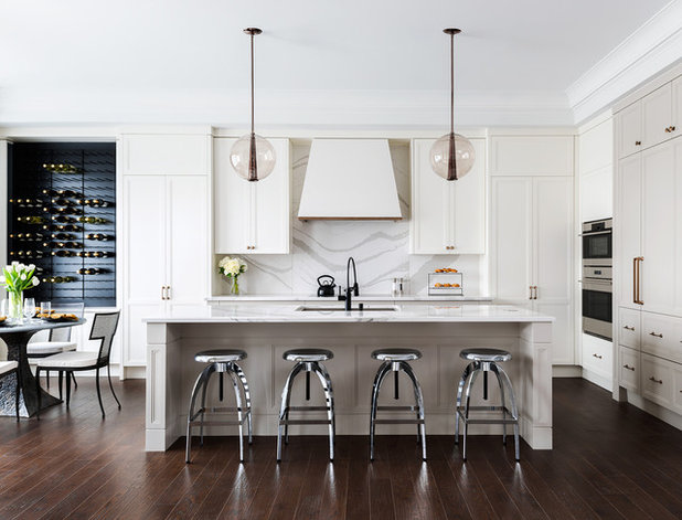 Transitional Kitchen by Distinctive Home Products