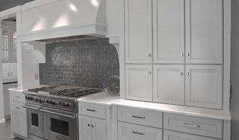 Gray kitchen Ansley Park