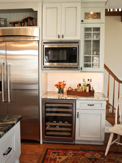 Built In Microwave Home Design Ideas, Pictures, Remodel ...