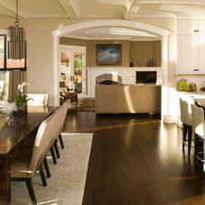 Contemporary Kitchen by Alexander Design Group, Inc.