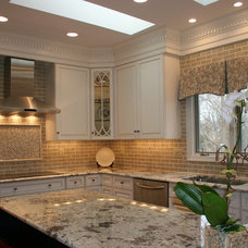 Traditional Kitchen by Amy Southard