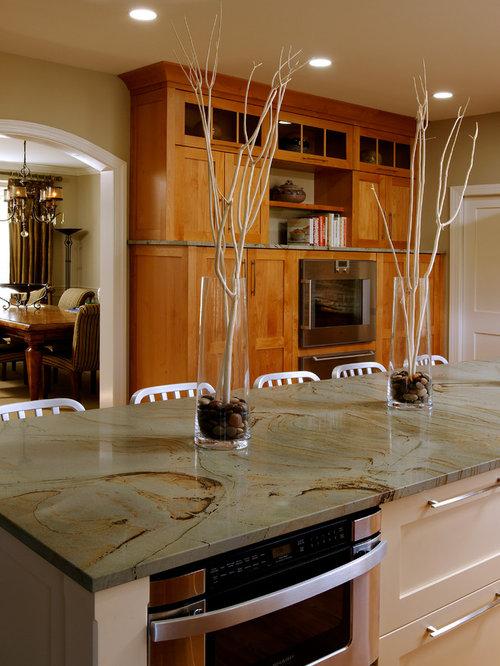 Wasabi Granite Houzz
