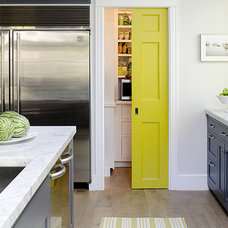 Contemporary Kitchen by James R. Salomon Photography