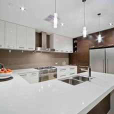 Contemporary Kitchen by Great Indoor Designs