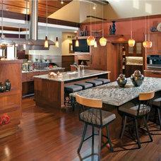 Kitchen by Gharbuilder.com