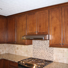 Traditional Kitchen by J.K.Best Construction Incorporated