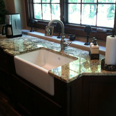 Kitchen by Great Lakes Granite Works
