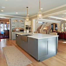 Eclectic Kitchen by Great Neighborhood Homes