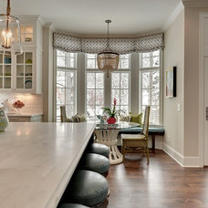 Traditional Kitchen by Spacecrafting / Architectural Photography