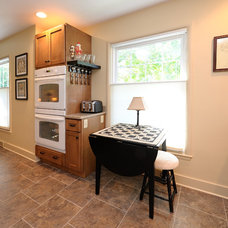 Traditional Kitchen by DeHaan Remodeling Specialists, Inc.