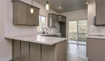 Great Northern Cabinetry, Truffle and Cotton finish