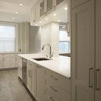 Family Loft - Contemporary - Kitchen - Boston - by ZeroEnergy Design