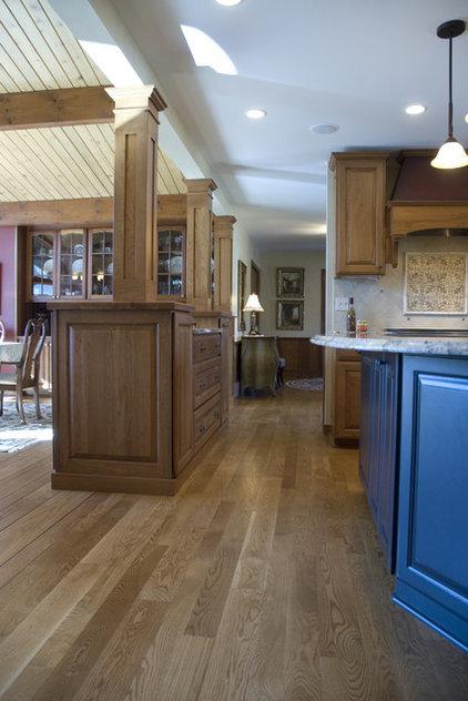 Traditional Kitchen by Samantha Grose, Designer