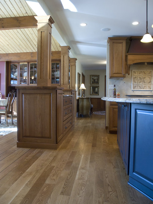 Wood Columns Design Ideas Remodel Pictures Houzz