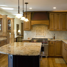 Traditional Kitchen by Samantha Grose, Designer