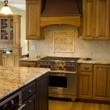 Traditional Kitchen by JP&CO. Samantha Grose, Designer