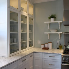 Eclectic Kitchen by Hardwood Creations