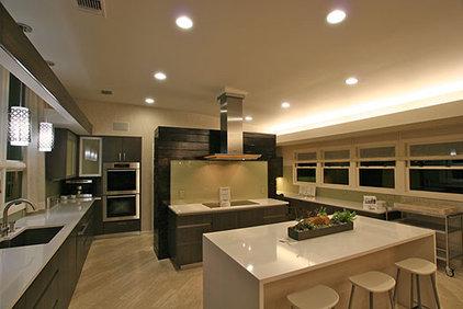 Contemporary Kitchen Green Architecture, Green Building, Green Design