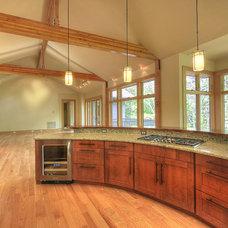 Modern Kitchen by Dabble Co.