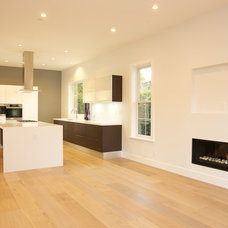Contemporary Kitchen by Progress Builders