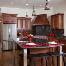 Traditional Kitchen by Springs Construction Company
