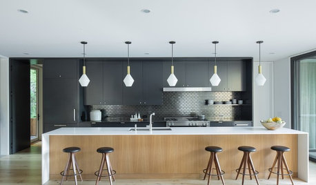How to Mix Up Kitchen Countertop Materials
