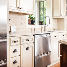 Traditional Dishwashers by 'g' Green Design Center