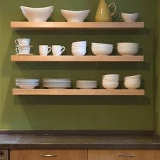 Contemporary Kitchen by Design Build Team Inc
