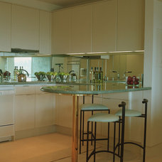 Contemporary Kitchen by Jerry Jacobs Design, Inc.