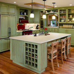 New project for a new year: Update your cabinets without replacing them entirely, as a DIY ...