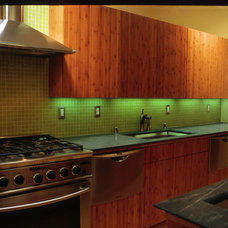 Contemporary Kitchen by re:house design