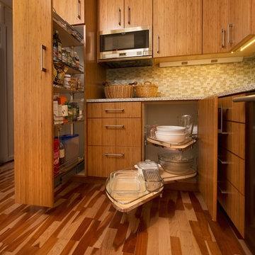 Green Living - Los Gatos Kitchen & Bathroom Remodel