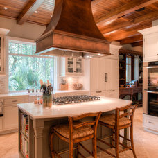 Traditional Kitchen by Camens Architectural Group, LLC