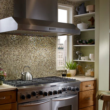 Eclectic Kitchen by The Tile Gallery