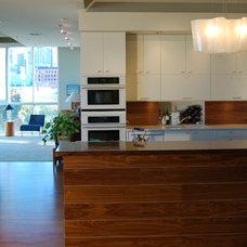 Modern Kitchen by Clockwork