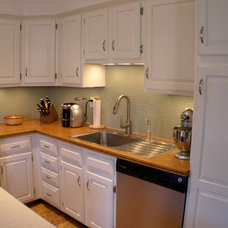 Traditional Kitchen by Spring Creek Design