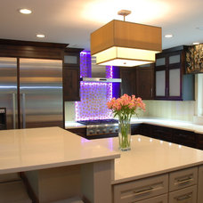 Asian Kitchen by Detail Kitchens