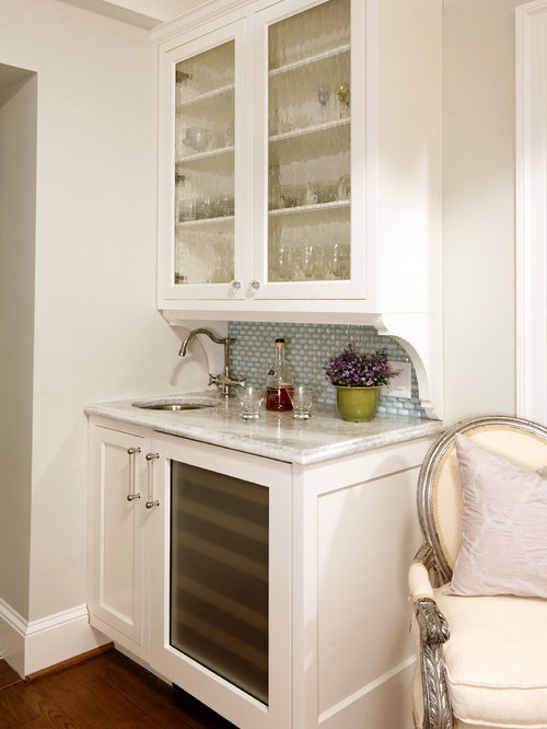 Wet Bar Backsplash | Houzz