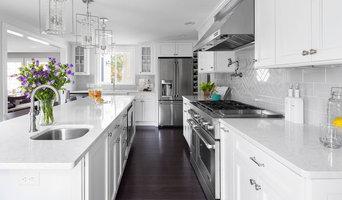 Greenacre Home Renovation SNEAK PEEK--Westwood, Massachusetts