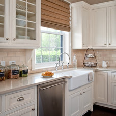 Traditional Kitchen by Patricia Gaylor Interiors