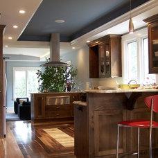 Kitchen by Liquid Design