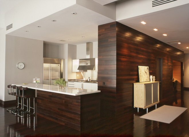 Contemporary Kitchen by Dufner Heighes Inc