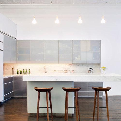 Modern Kitchen Marble Countertop marble countertops | houzz