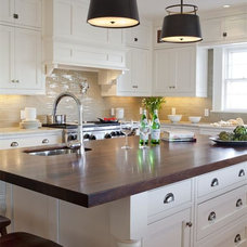 Traditional Kitchen by Luxe Pittsburgh