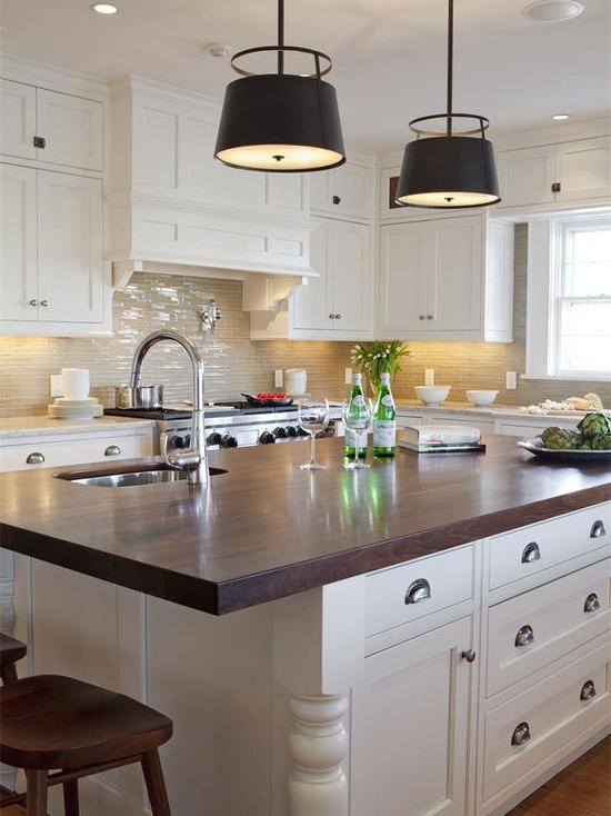 Kitchen Island With Prep Sink kitchen island prep sink   houzz